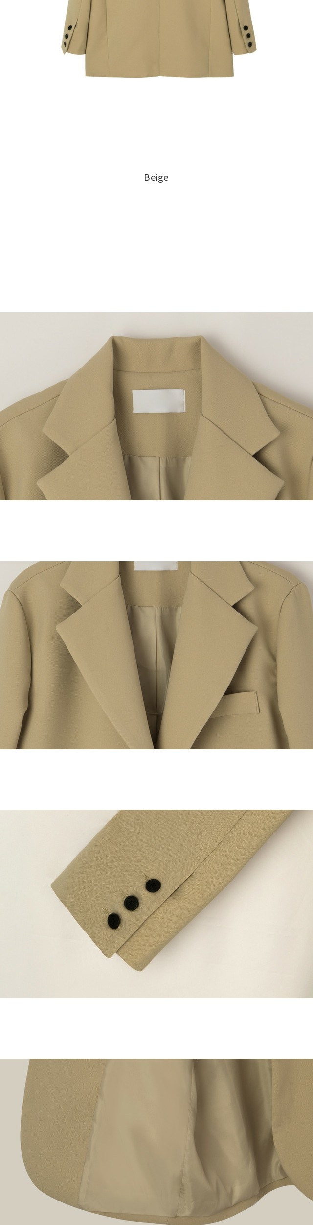 Post Single Jacket