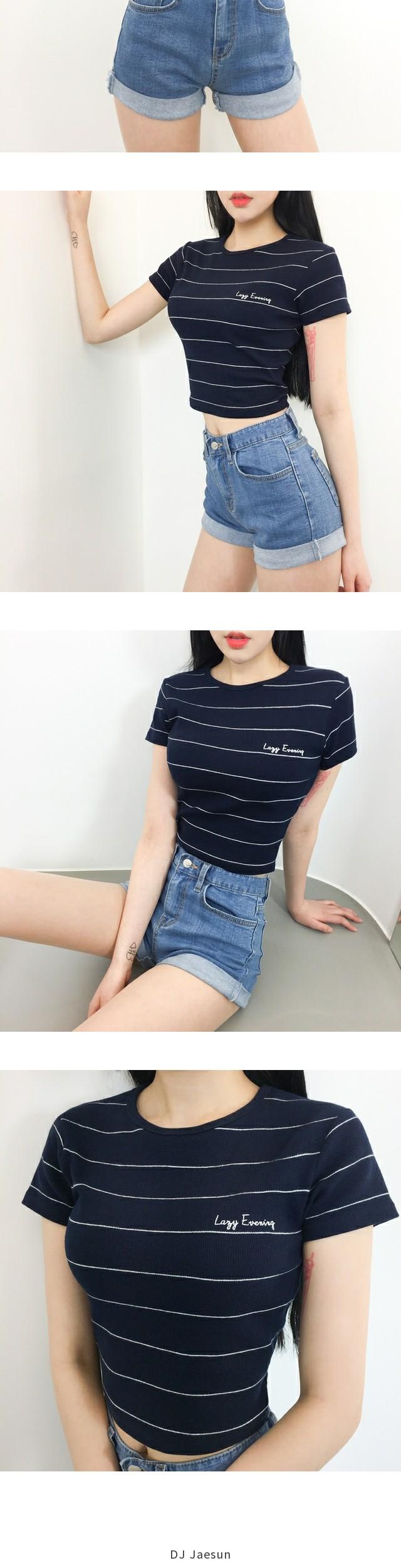 Raji crop t-shirt