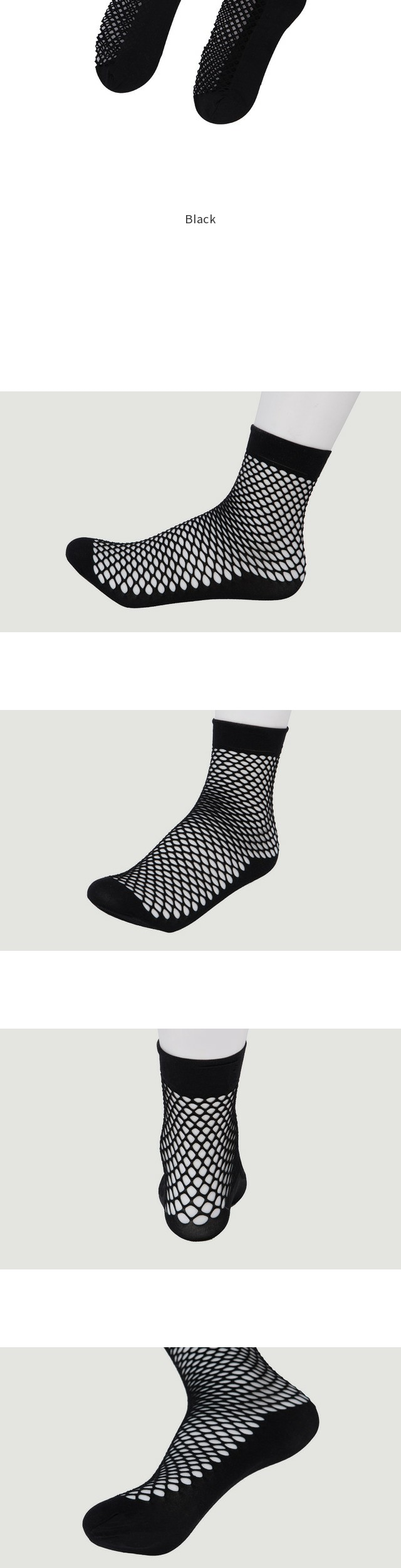 Saigon Fishnet Socks