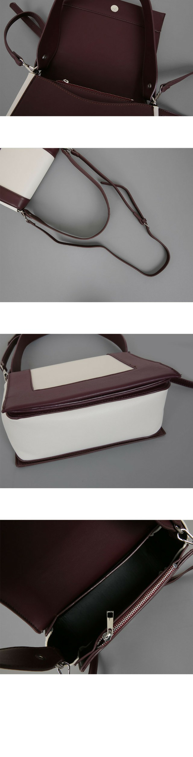 """MA-Combi """"MY ADORABLE BAG"""" Color Frame Bag"""