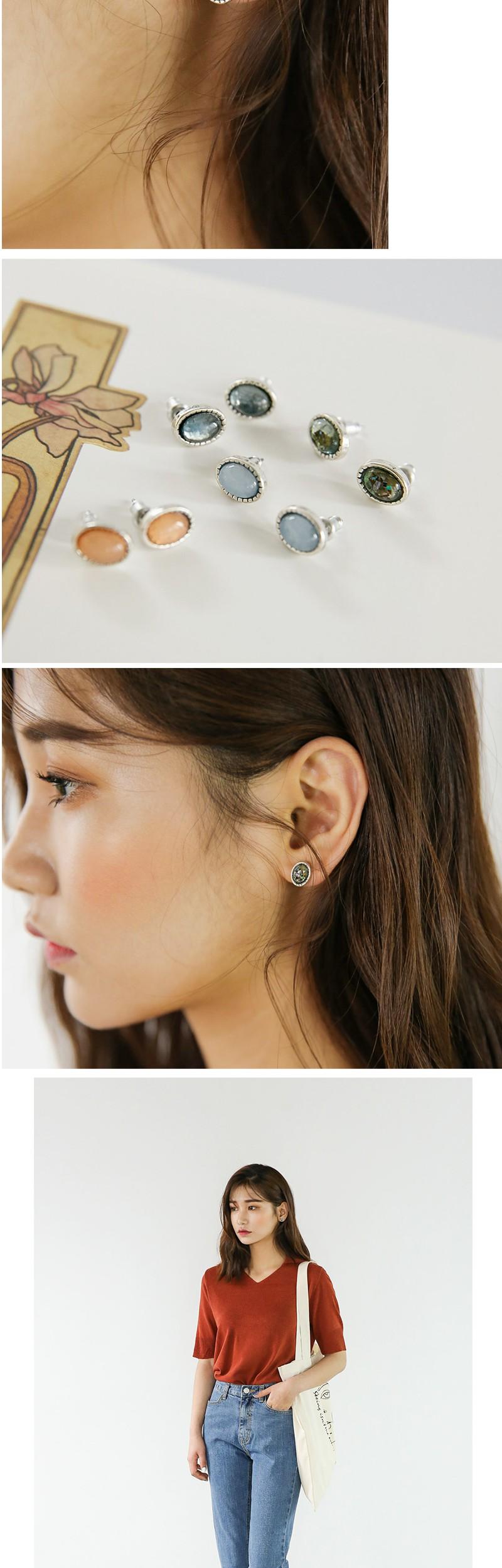 the universe earring set