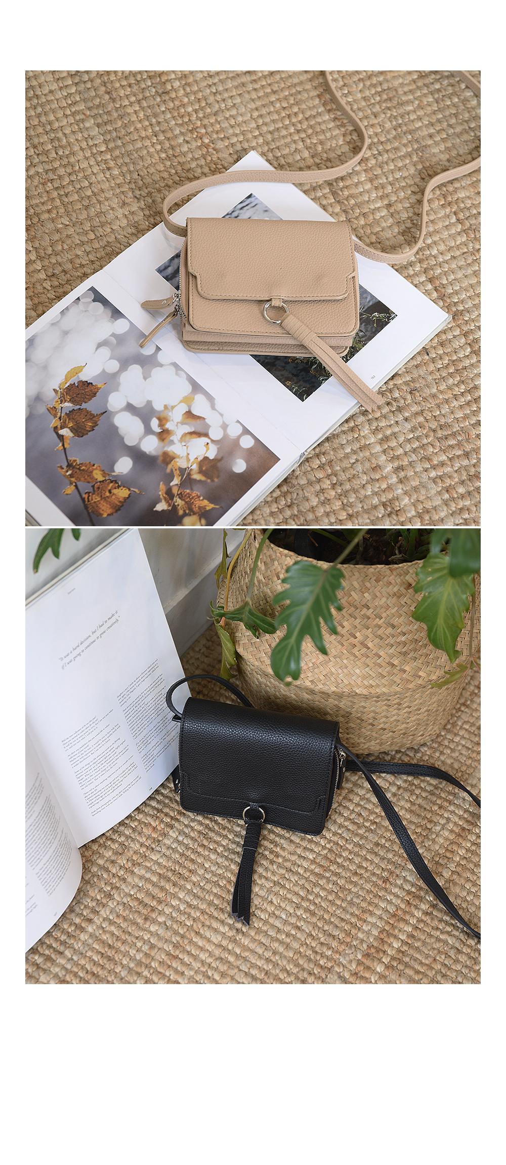 Mini Tassel Cross Bag