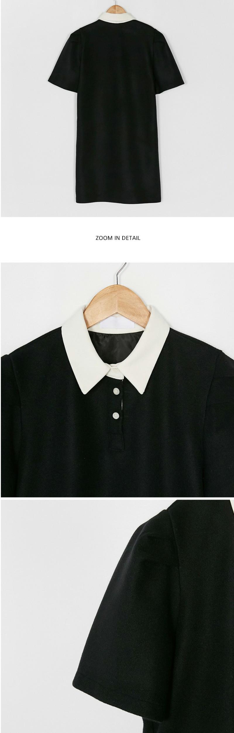 girlish collar ops