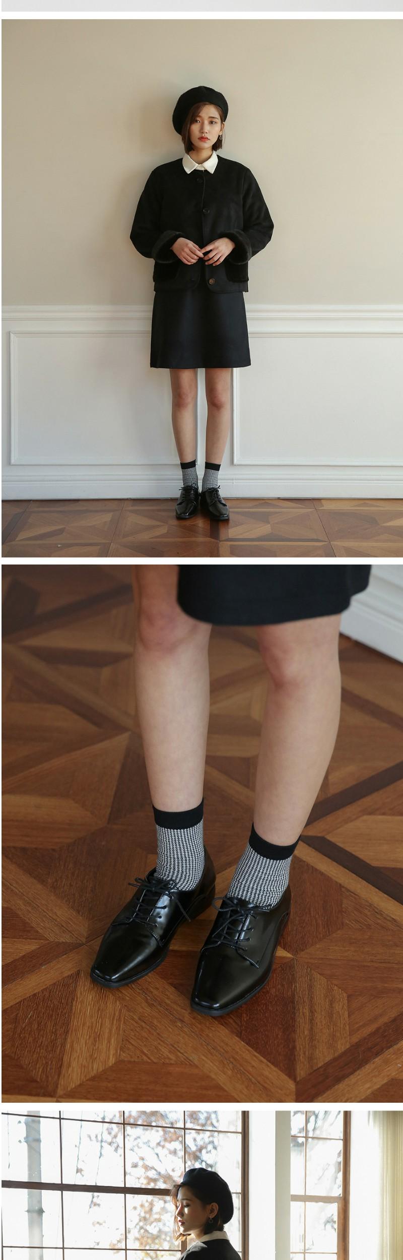 hound check socks