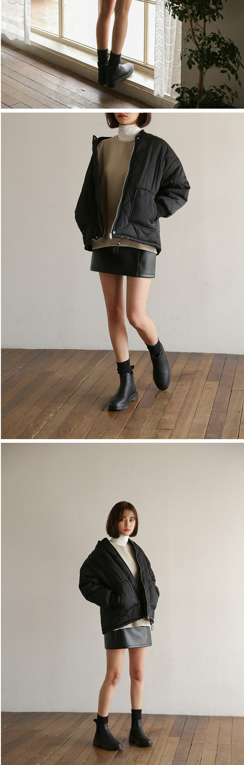 sensual chelsea boots