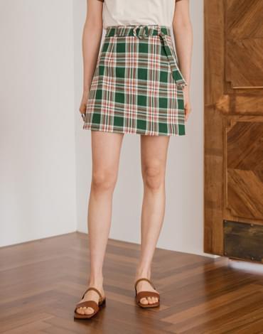Check-up belt skirt