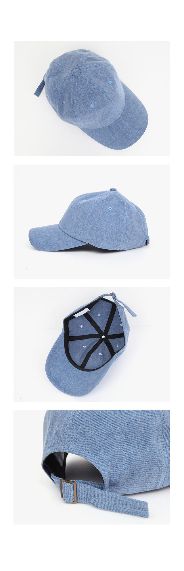 point washing cap