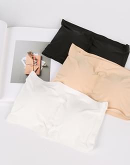 Sewing tube top bra