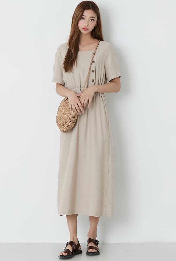 Light Square Dress