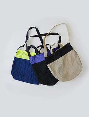 color scheme shoulder bag