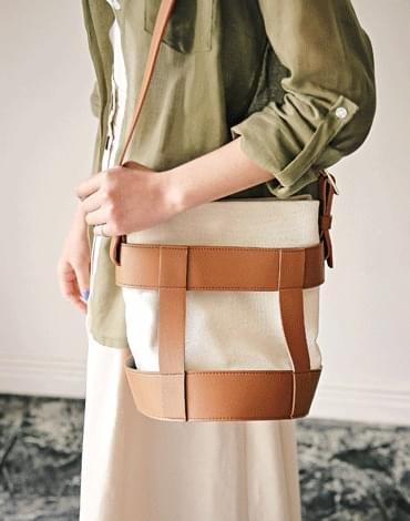 Foley bucket bag