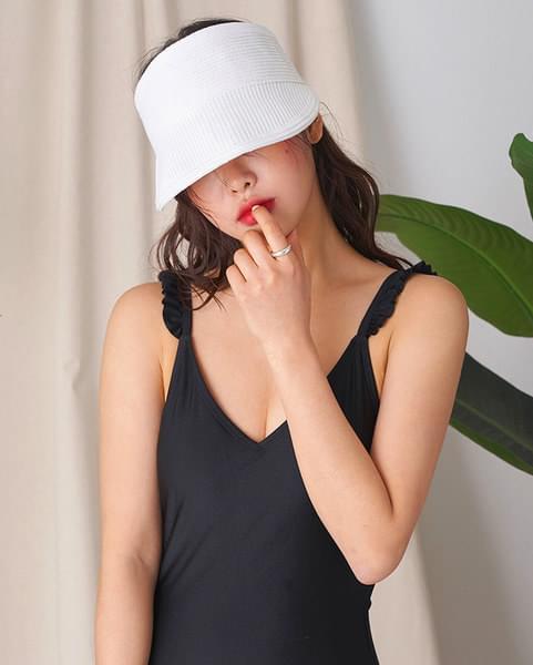 stylish sun cap