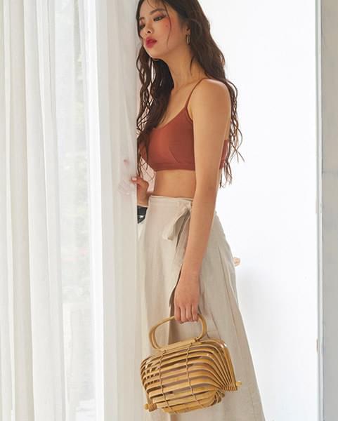 unique bamboo bag