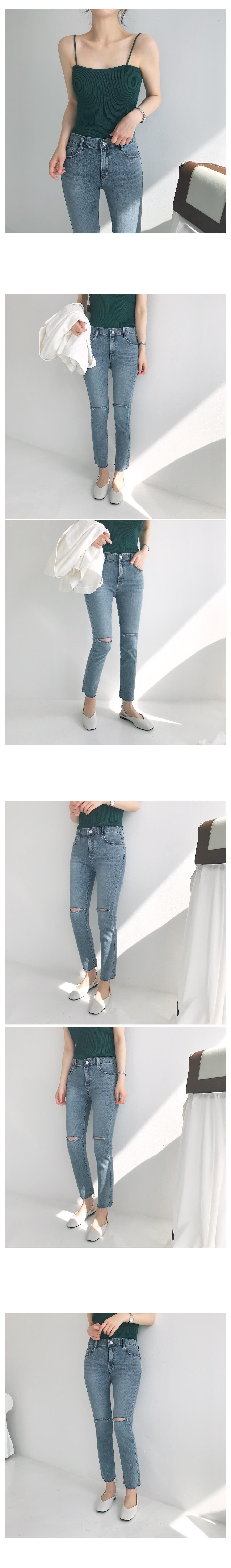 Jackson cut slim pants