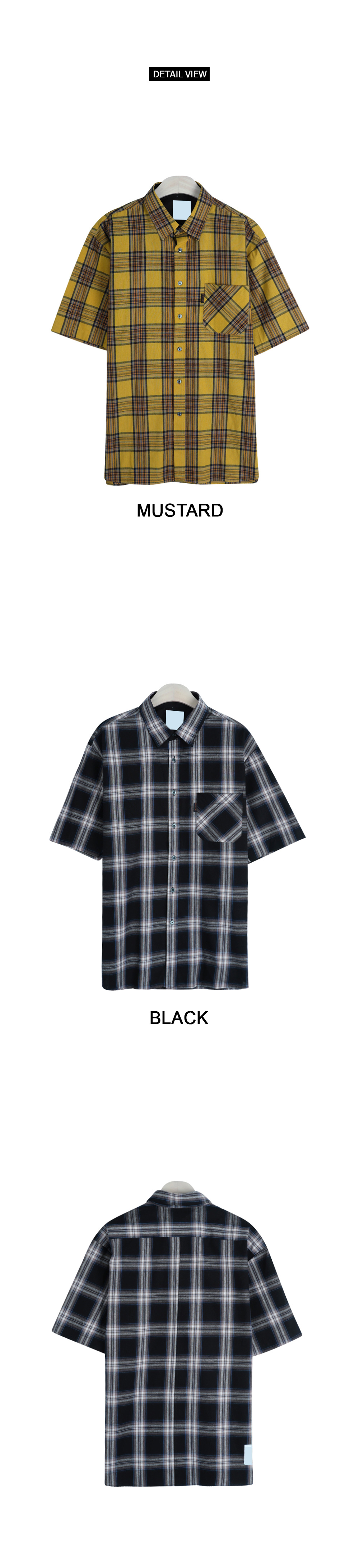 Club Check Short Sleeve Shirt