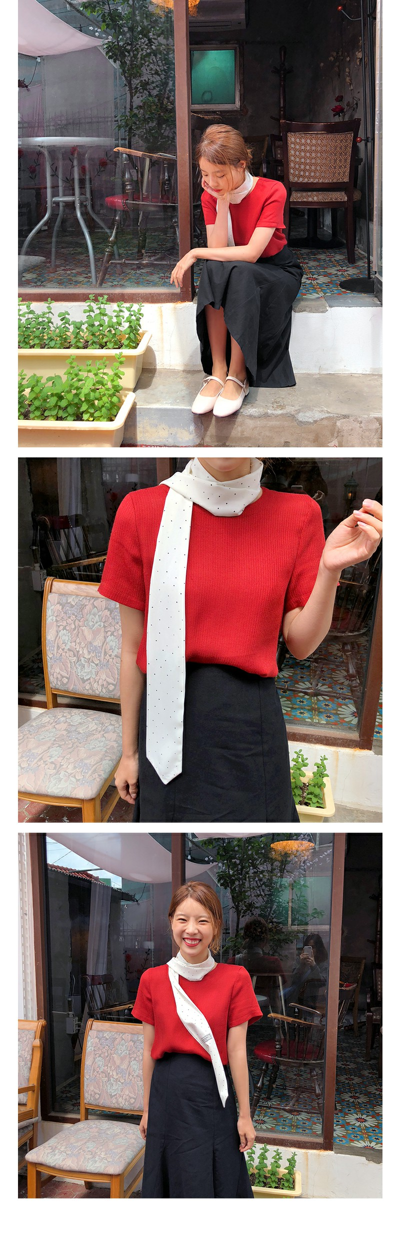 Mile linen flare skirt_S (size : free)