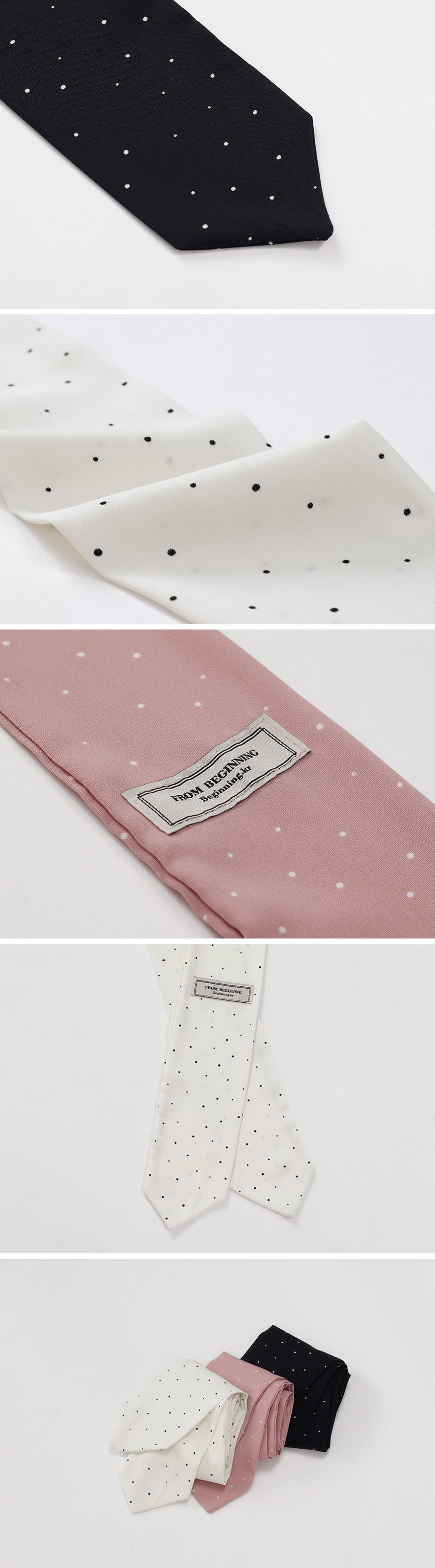 Made_acc-011_flake dot tie_S (size : one)
