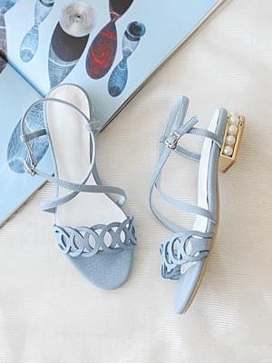 Jesson Slingback Sandals 2cm