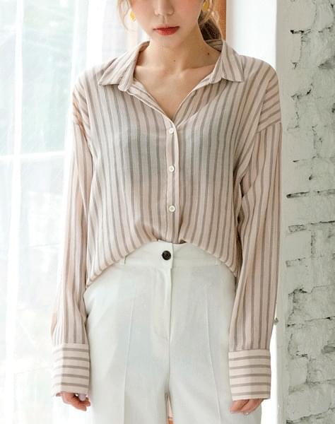 Cruise striped shirt