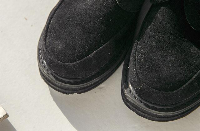 Mongsil Fur Slippers