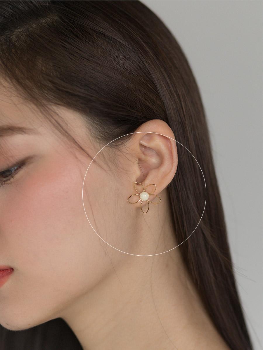 3 type earring set