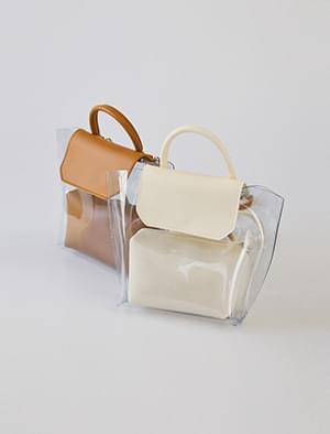 closing point pouch set pvc bag