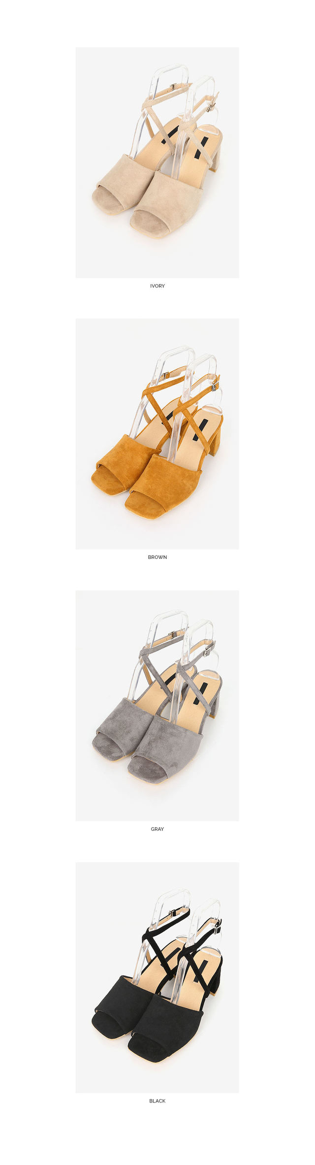 3-way daily sandal (225-250)