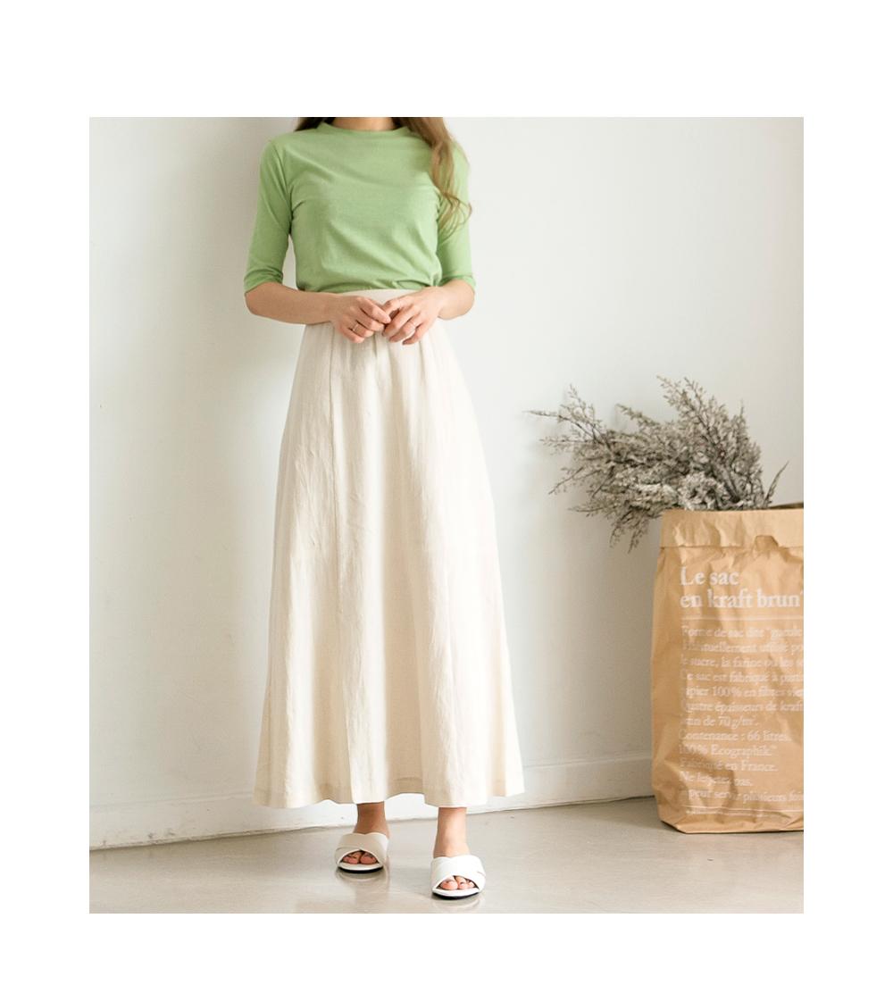 Soft Pure Skirt