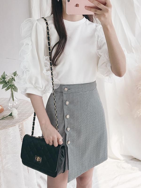 Lily lace blouse