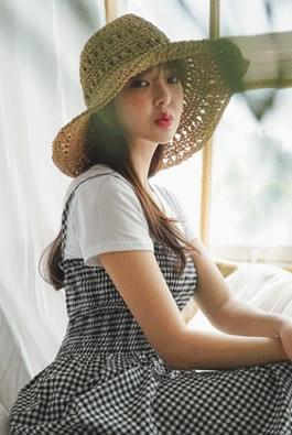 Ippon straw hat