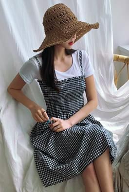 Cherry Nut Set Dress