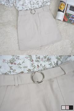O-ring zipper banding SK