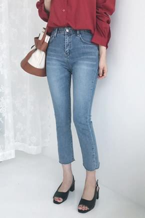 Coco Van Hai slim date pants