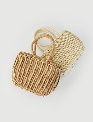 daily basic rattan bag