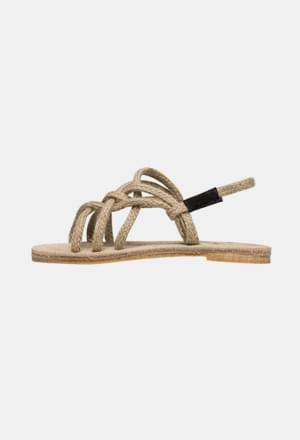 Rope sandal (2color)