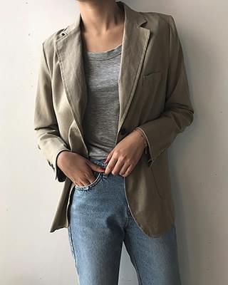 Yale Linen Jacket (1color)