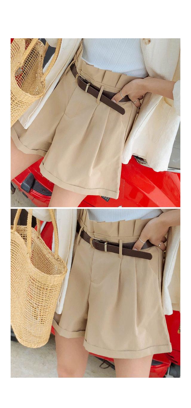 (50% linen) Secret Single Jacket ㅣ 2COLOR Eye Beige Ribbon Crop A-line visitor