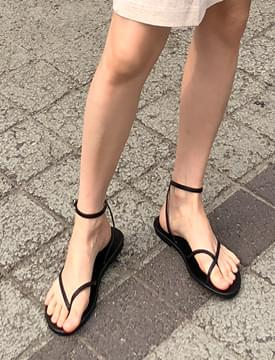 Cross belt color sandal_S (size : 230,235,240,245,250)