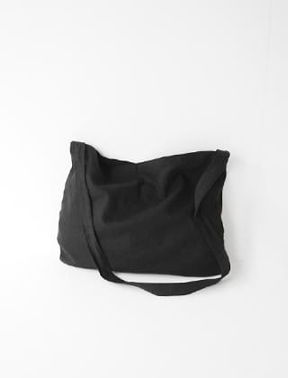 ashy tone cotton bag (5colors)