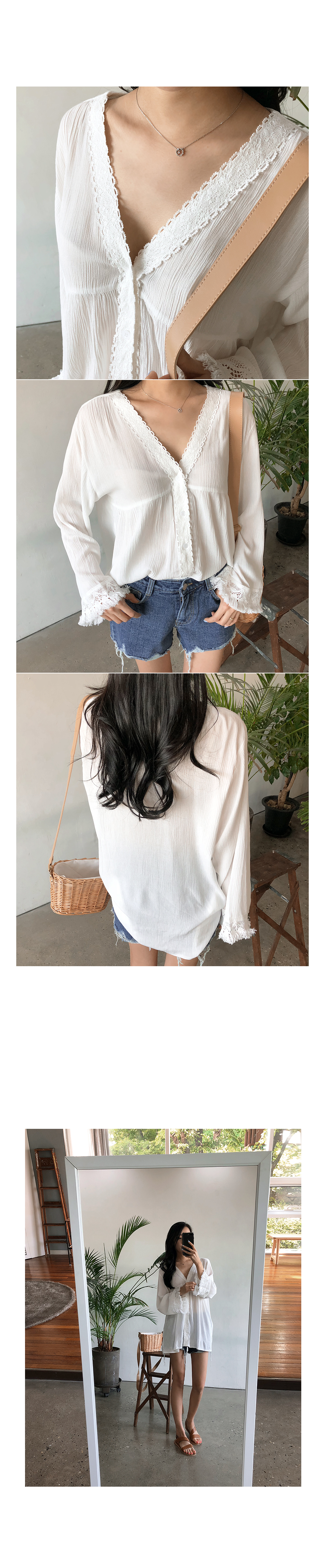 Yoru race blouse