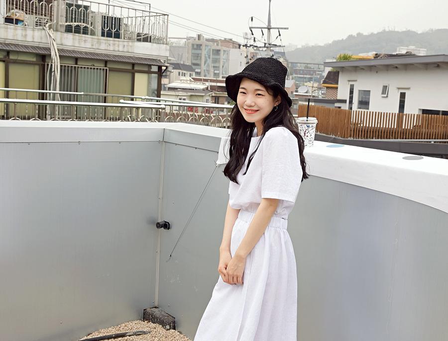 Resort wire bucket hat_M (size : one)