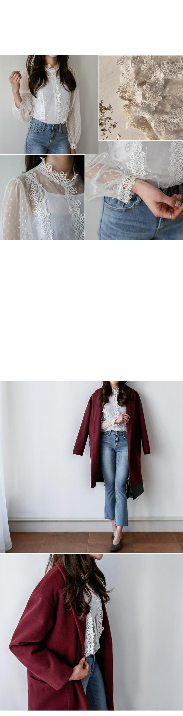 Romantio blouse