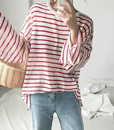 Dinner Striped Knit