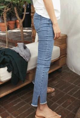 Straight and Pretty Feet Jeans -5364