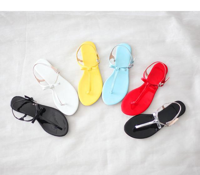 One-piece sandals