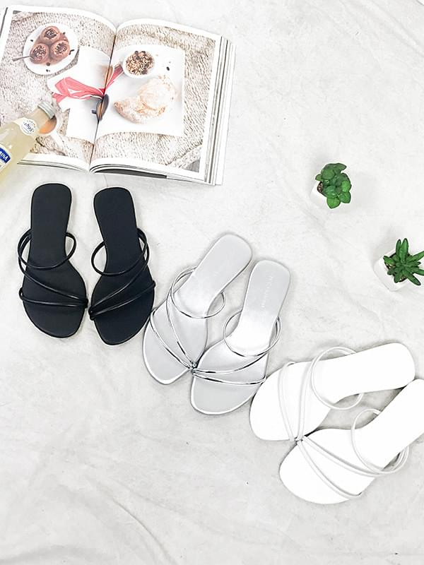 Summer String Slippers (sh677)