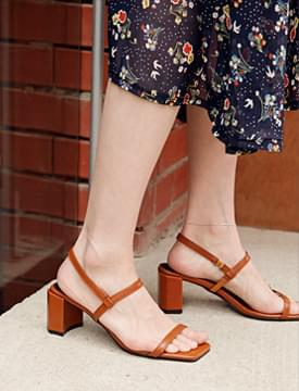 Two string medium sandal_B (size : 225,230,235,240,245,250)