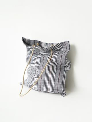 linen rope easy bag (2colors)