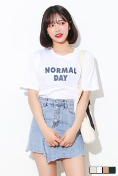 New Normal Day Short Sleeve T