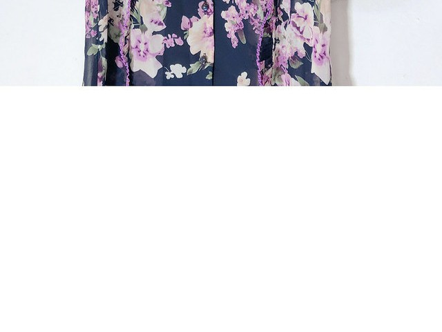 10% off the picture ♥ Elf flower bl (pink beige, navy)